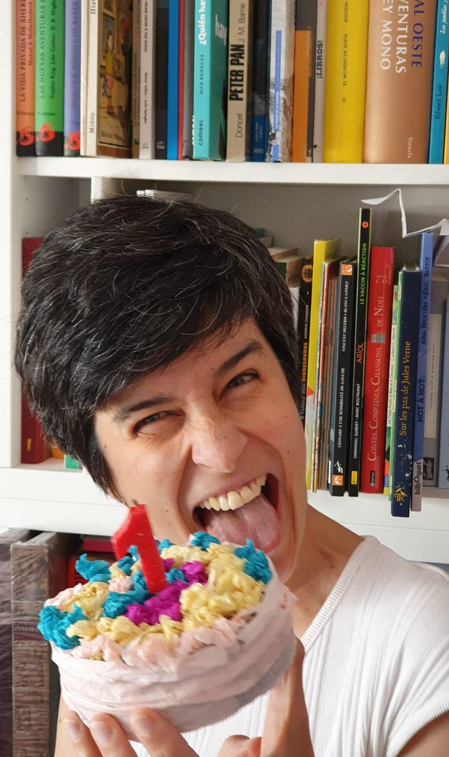 Ana Lopez Telar de Libros Primer Aniversario