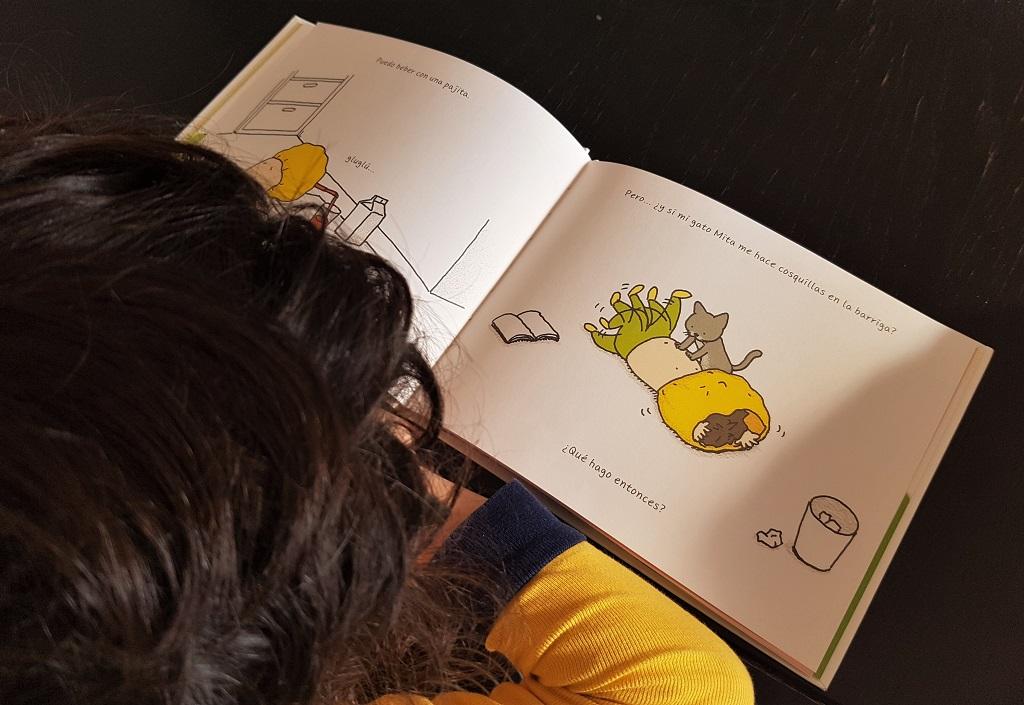 Atascado - Shinsuke Yoshitake - Literatura infantil - Telar de Libros