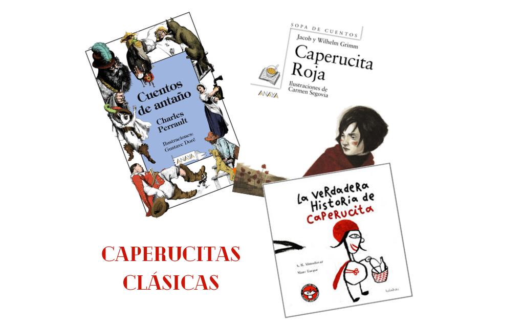 Selección de Caperucita Roja - Telar de Libros
