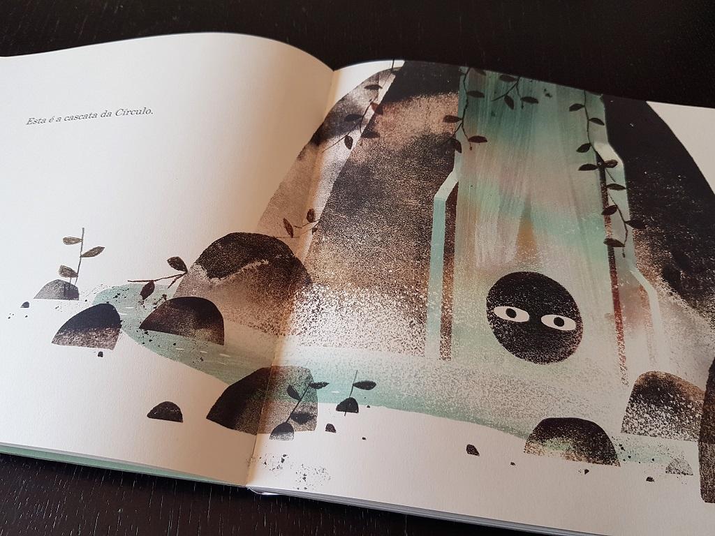 Círculo - Mac Barnett y Jon Klassen - reseñas de libros para niños - Telar de Libros