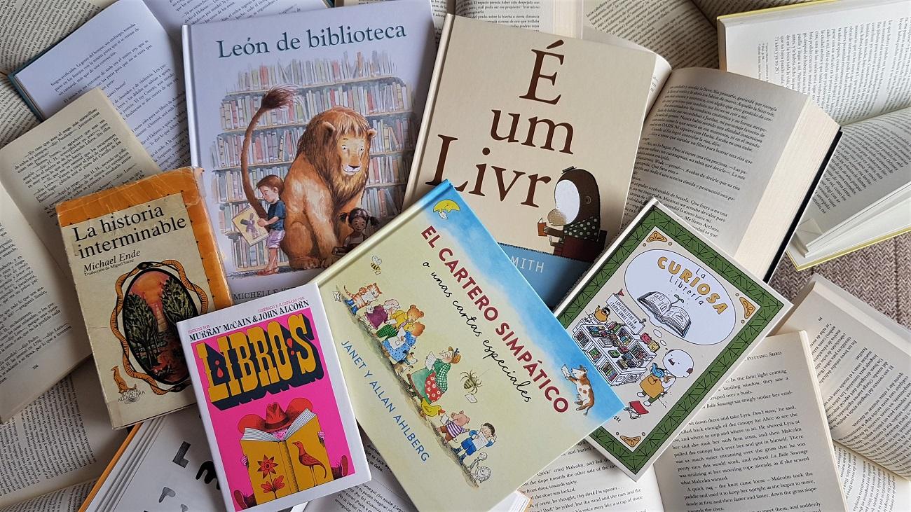 Día Internacional del Libro Infantil 2021 - Telar de Libros