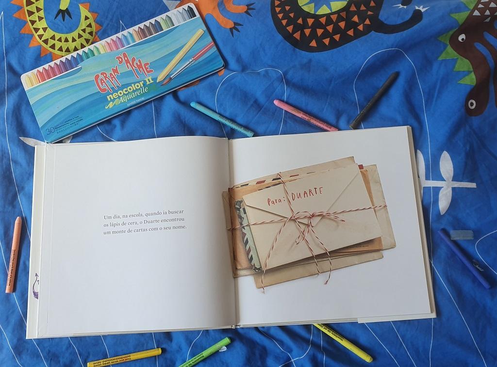 El día que los crayones renunciaron - Drew Daywalt y Oliver Jeffers - literatura infantil y juvenil Telar de Libros