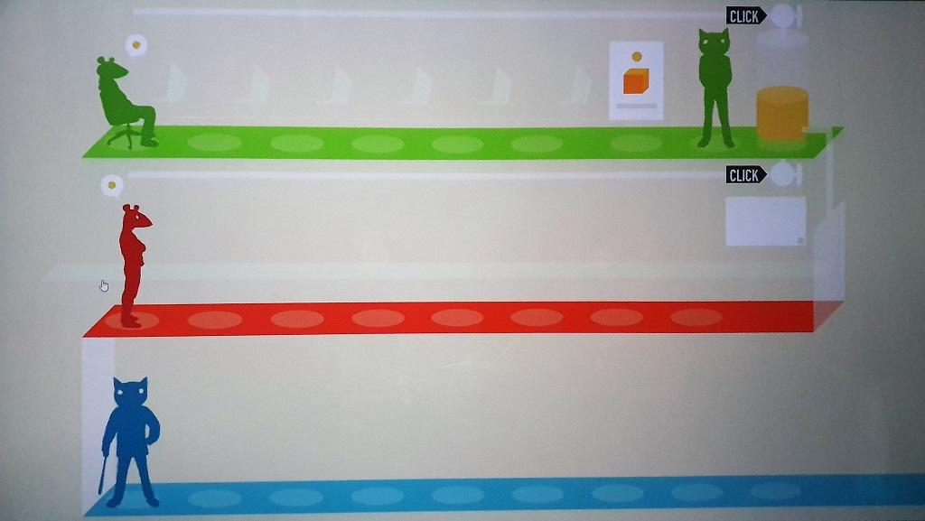 Ready Player One - #CallToGame - Exposicion Videojuegos. Los dos lados de la Pantalla