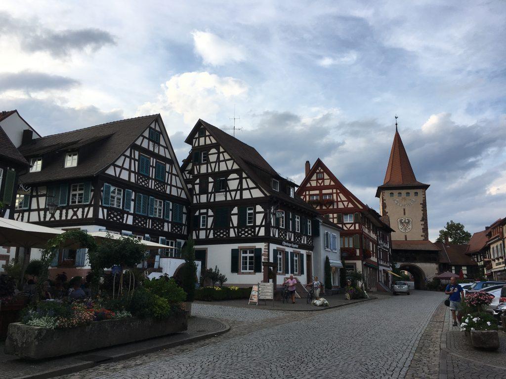 Calles de Gengenbach