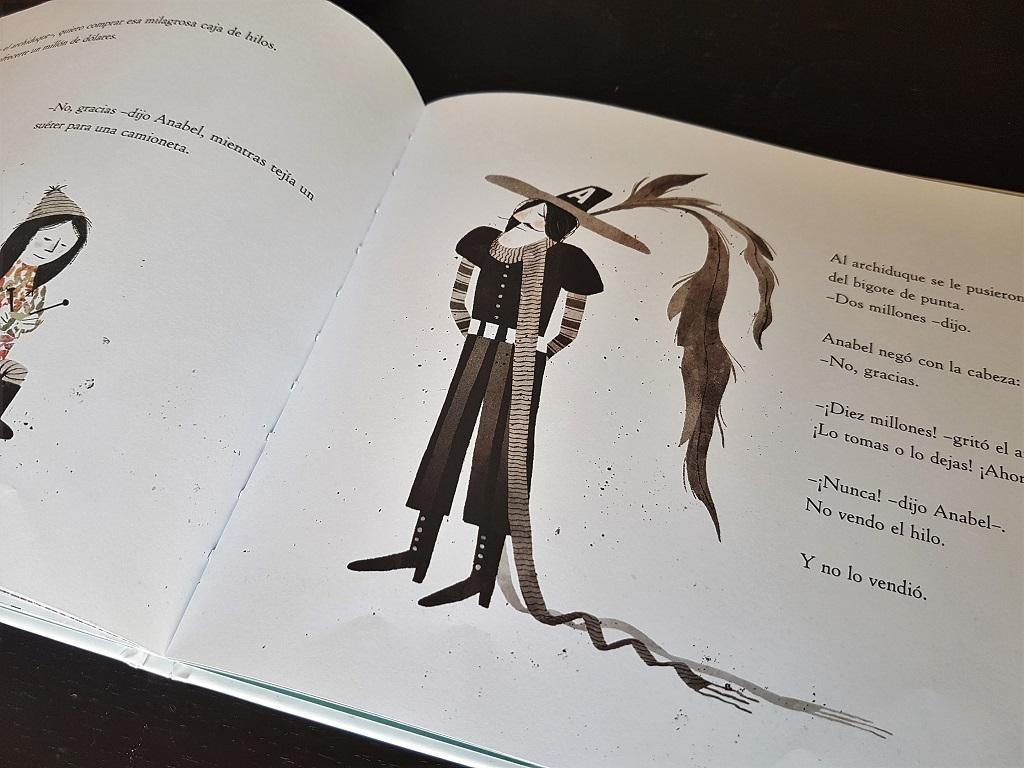 Hilo sin fin - Extra yarn - reseñas Telar de Libros