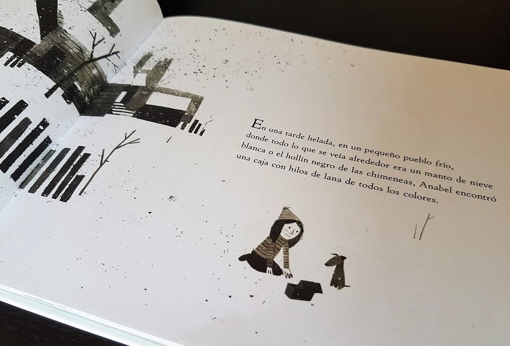 Hilo sin fin reseñas de libros infantiles Telar de Libros