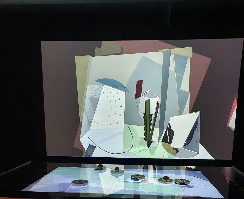 Intangibles - Maria Blanchard. Nature morte cubiste - Telar de Libros