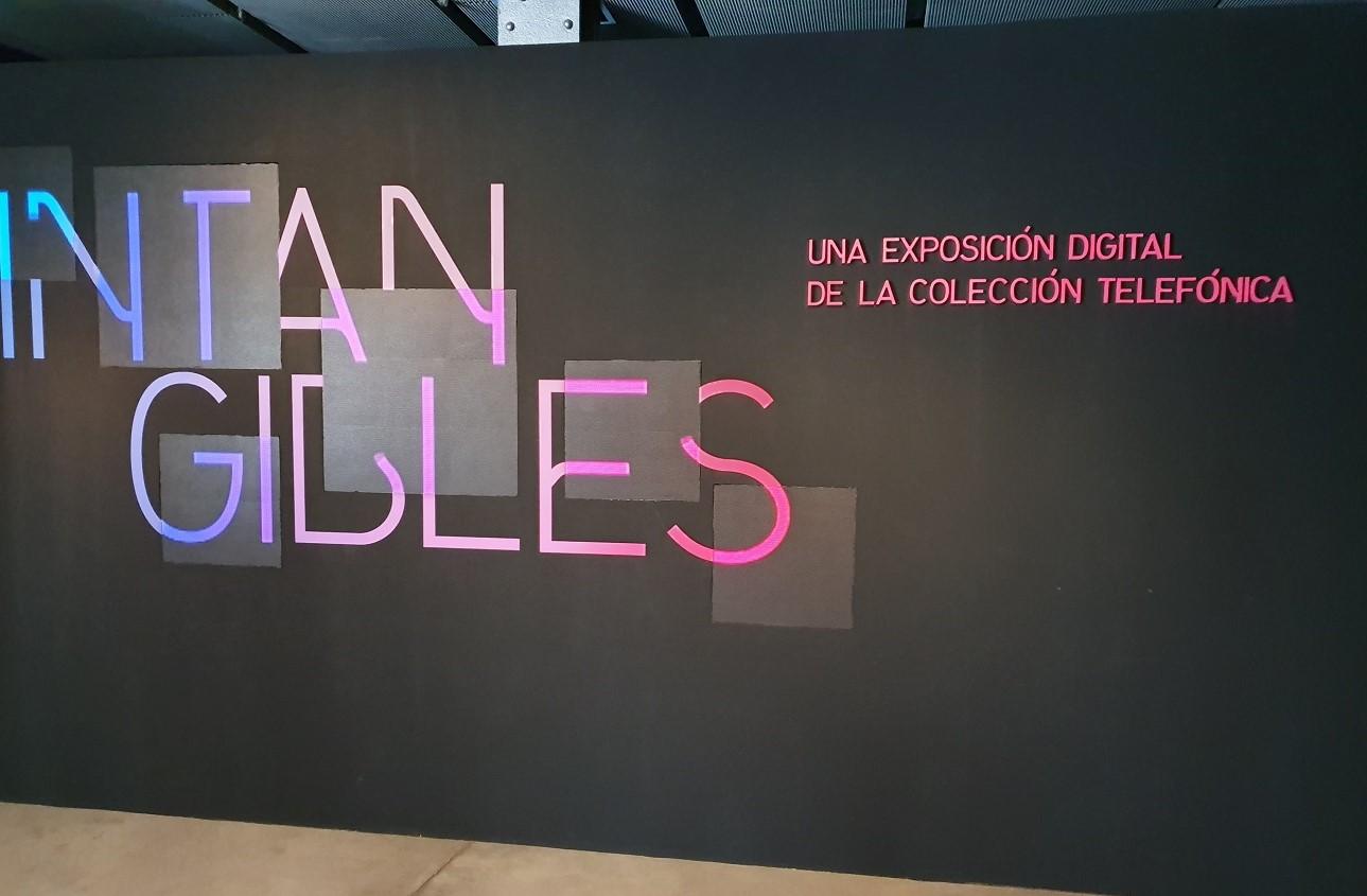 Intangibles- una exposición digital - visitas en familia - Telar de Libros