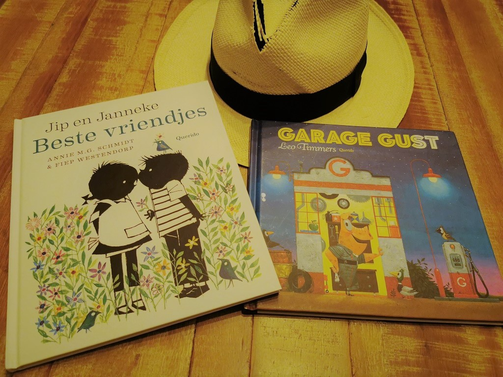 jip en janneke_garage gust_lecturas de verano