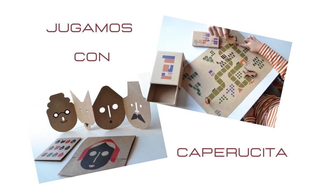 Jugamos con Caperucita - Selección de títulos - Telar de Libros