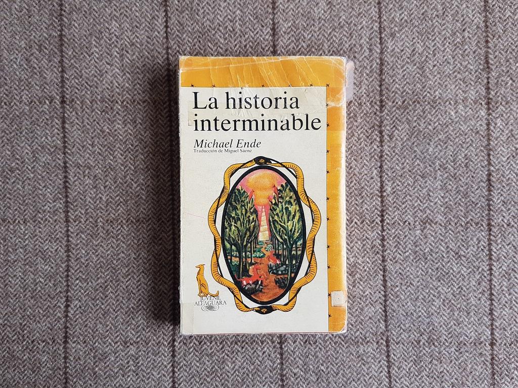 La historia interminable - Michael Ende - Día Internacional del Libro Infantil 2021 - IBBY - Telar de Libros