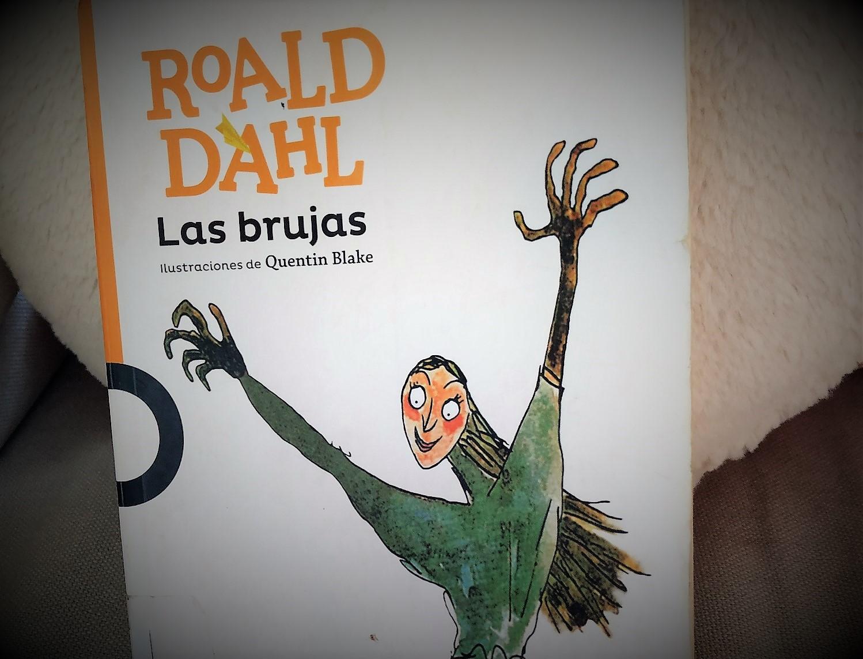 Las brujas Roald Dahl Libros para niños