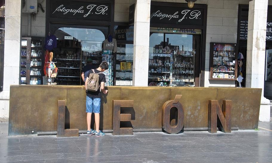 Visita a León