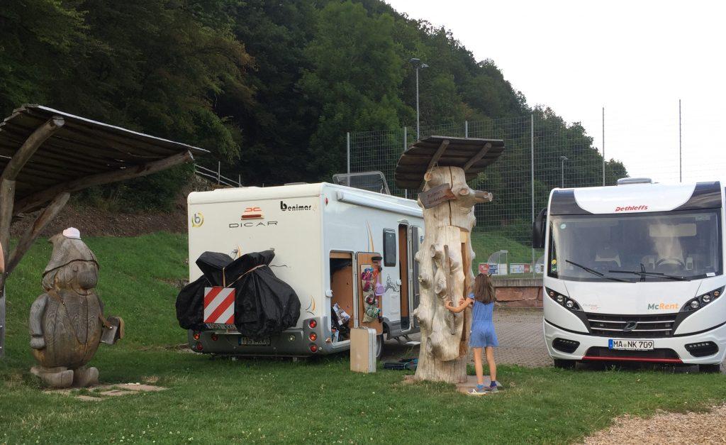 """final ruta """"Hademar Waldwichtel"""" en Oberharmersbach - fotografía: Telar de Libros"""