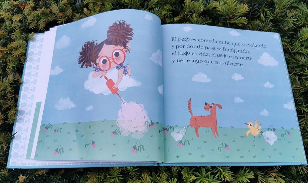 foto poema al pedo_marisa morea_telar de libros_protagonistas