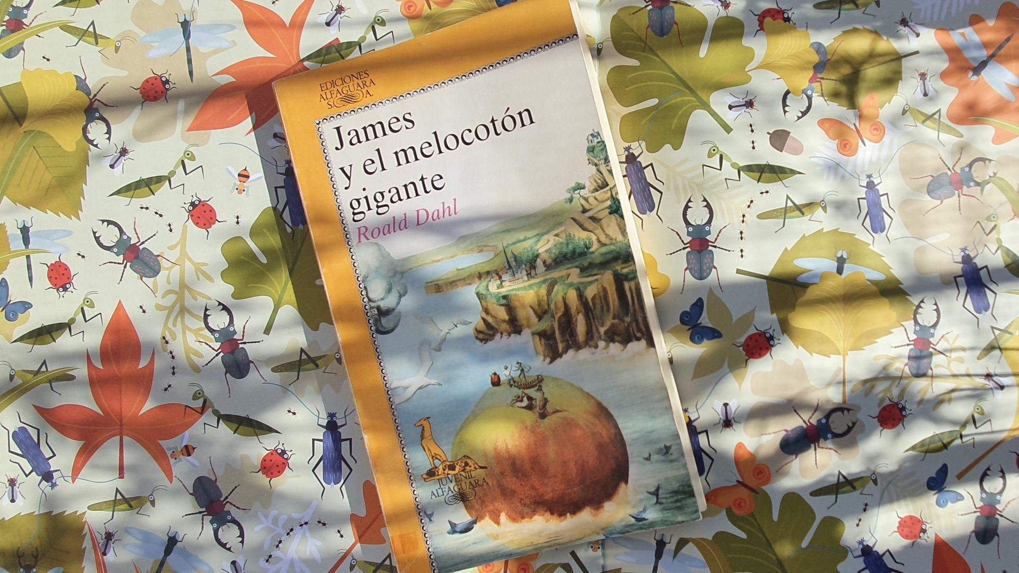 James y el melocotón gigante - Telar de libros - reseñas de libros y películas