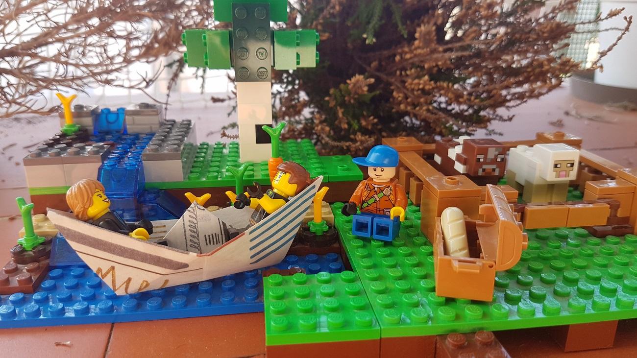 Tres hombres en una barca - Reseñas de libros - Telar de Libros