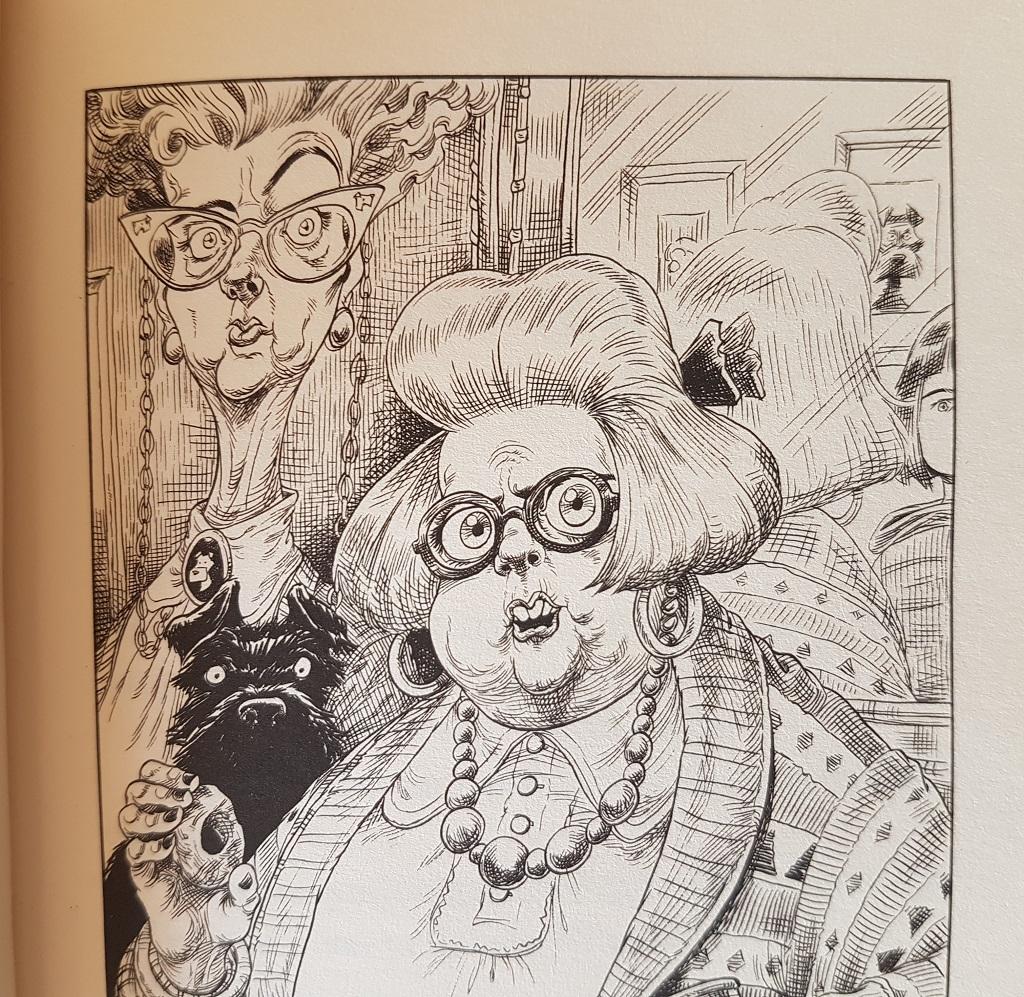 Coraline ¿el libro o la película? - reseñas de libros infantiles - libro de Neil Gaiman con ilustraciones de Chris Riddell para la edición del décimo aniversario