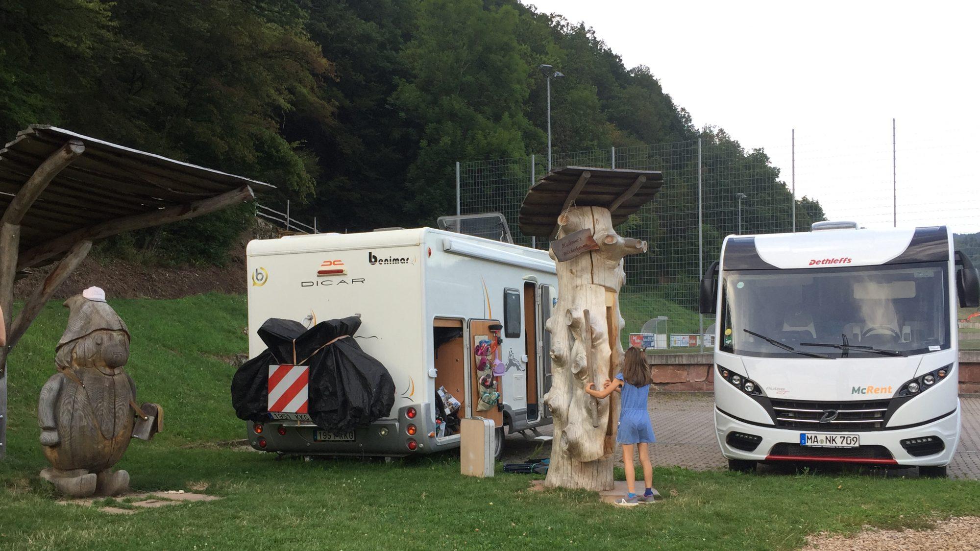 consejos para viajar en autocaravana con niños en selva negra_autocaravanas