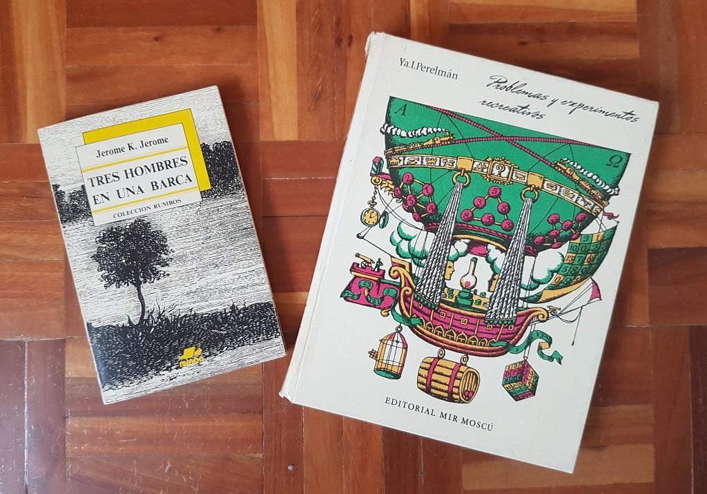 Tres hombres en una barca - Jerome K Jerome - Telar de Libros