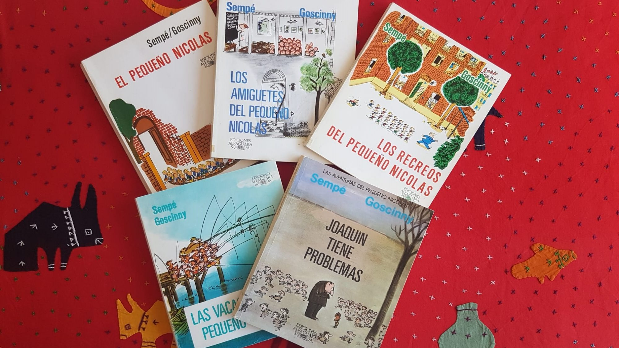 lecturas verano_el pequeno nicolas