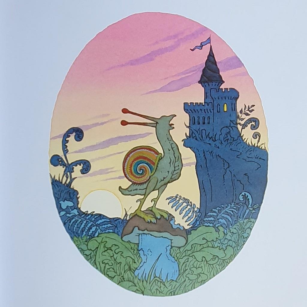 El caballero Impetuoso - Gilles Bachelet - Literatura infantil - Telar de Libros