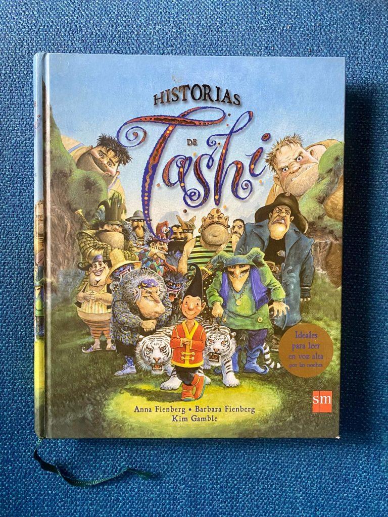historias de tashi_14 libros para regalar (y para rescatar) en la Navidad de 2020_Telar de Libros