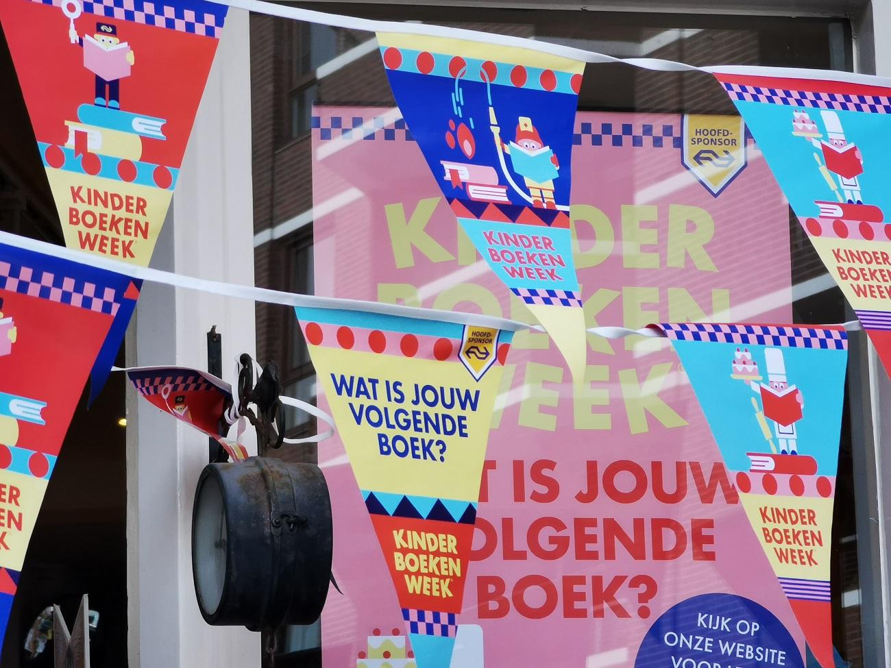 kinderboekenweek semana del libro infantil en paises bajos portada