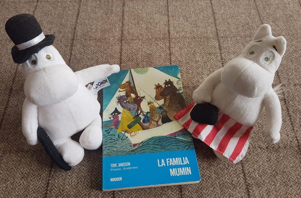 la familia mumin_14 libros para regalar (y para rescatar) en la Navidad de 2020_Telar de Libros