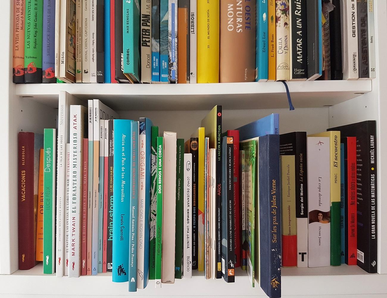 nuestrabibliotecalij libros para niños y jóvenes