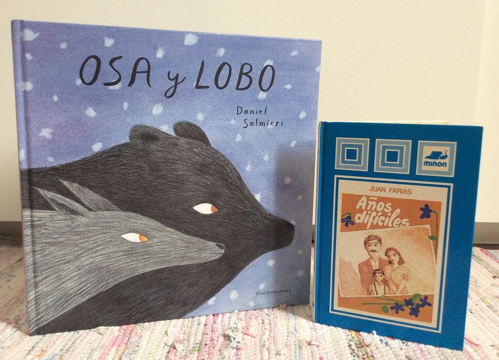 Osa y Lobo_14 libros para regalar (y para rescatar) en la Navidad de 2020_Telar de Libros