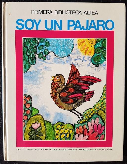 Primera Biblioteca Altea - Soy un pájaro- Telar de Libros