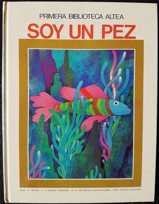 Primera Biblioteca Altea - Soy un pez- Telar de Libros