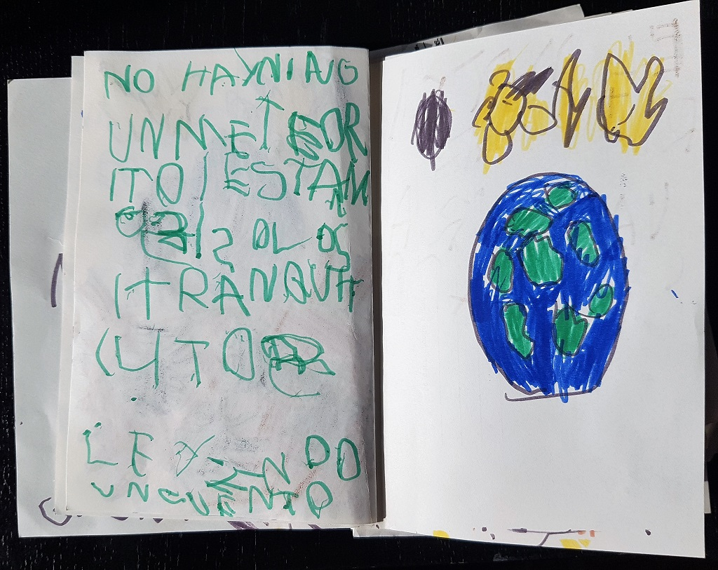 yo soy el mundo - lectura para entender el mundo - Telar de Libros
