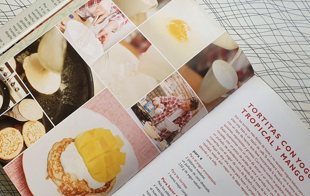 Escuela de cocina - Jamie Oliver - selección de libros de cocina para niños - Telar de Libros