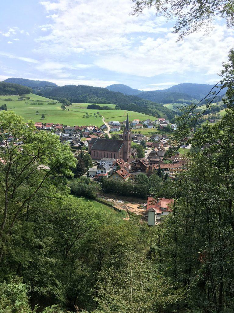 vista Oberharmersbach